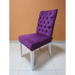 Кресло К-1 с капитонами на...